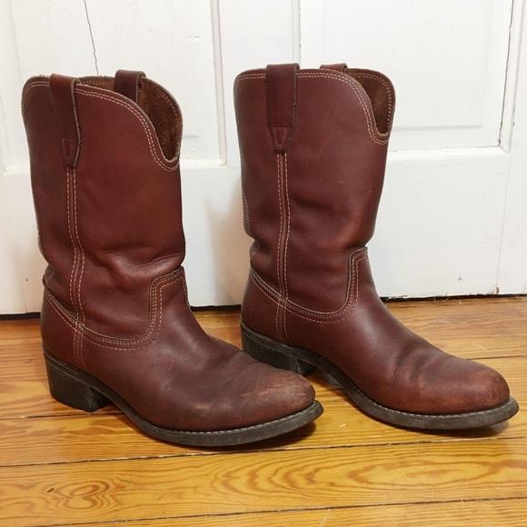 Biltrite Other - Biltrite Men's Western Leather Boots Size 9 1/2